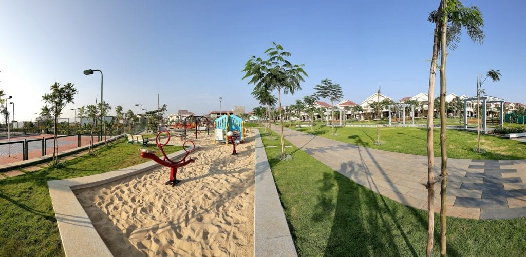play are for kids by Nambiar builders