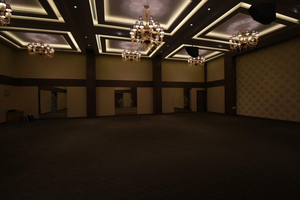 Space for Party - Nambiar Builders