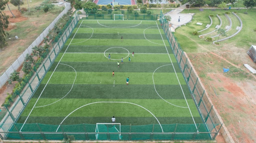 play court